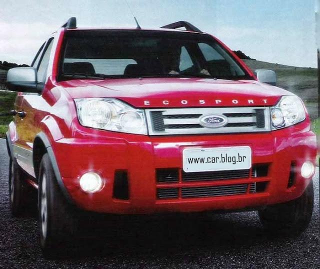 Novo Ford EcoSport 2011 1.6 Flex - Preço