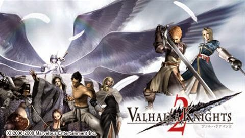 Download Valhalla Knights 2 PSP