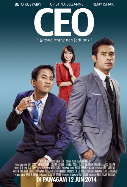 Review Filem : CEO