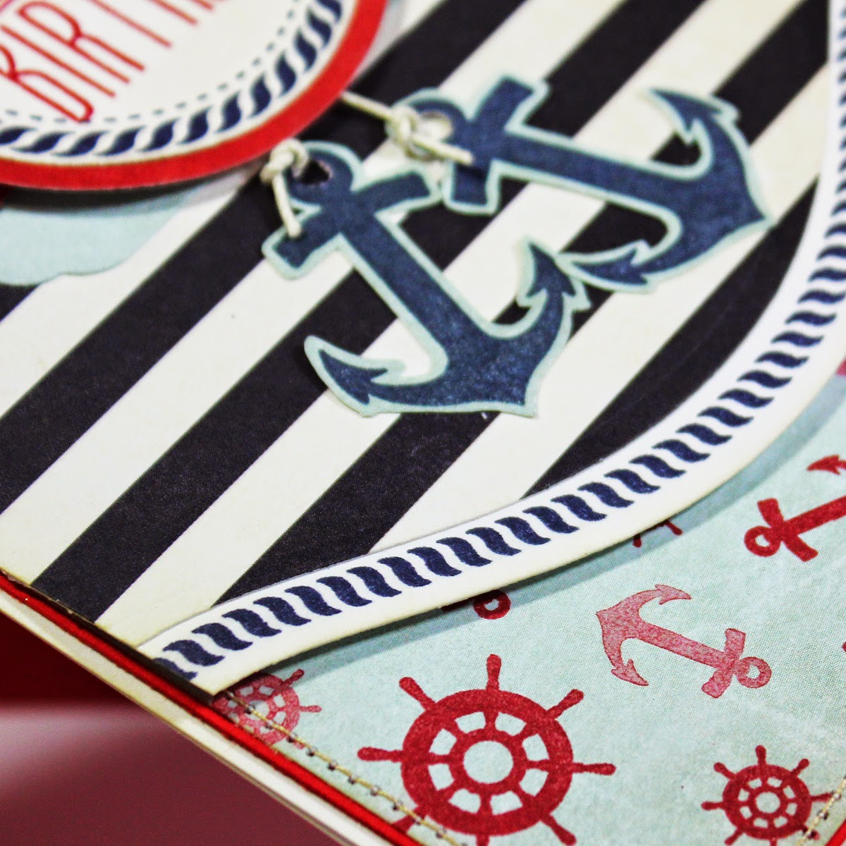 StampNation 4th Birthday Bash - Nautical Birthday Sneak Peek