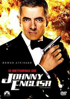 Filme Poster O Retorno de Johnny English TS XviD & RMVB Dublado
