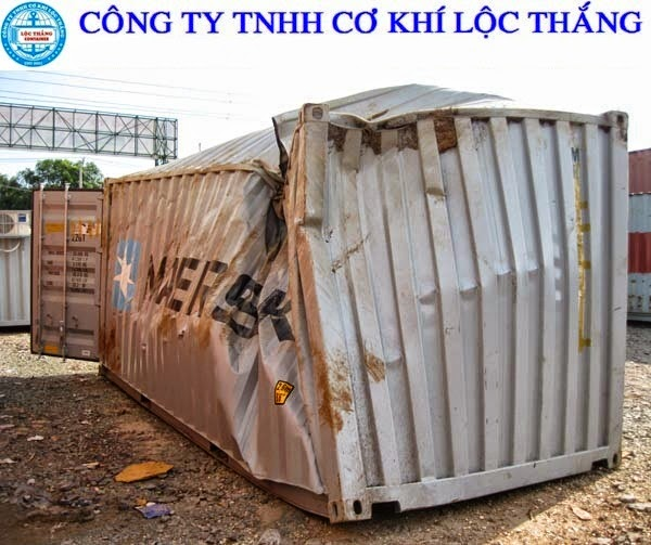 Sửa Chữa Container