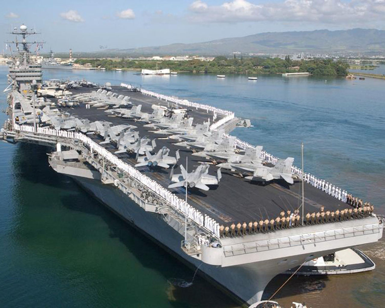 Sports Aircraft Carrier Wallpapers