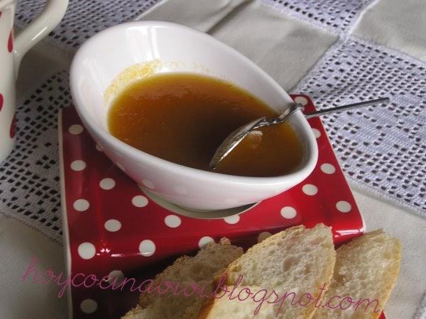 Hoy cocina vivi mermelada de n speros a la vainilla for Cocinar nisperos