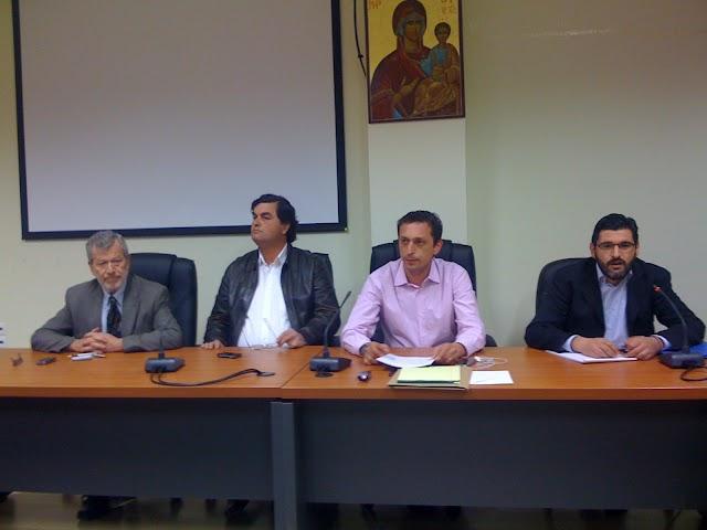 Μήνυμα ελπιδας απο την διευρυμένη συνεδρίαση της ΝΟΔΕ Μεσσηνίας στην Κυπαρισσία