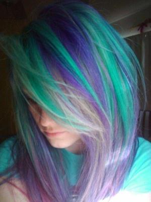 color pelo+peinados 2014+peinados