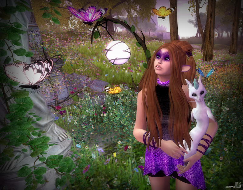 Second Life Role-Play Fashion Review - The Lexi Project