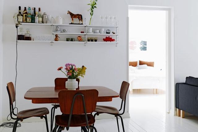 retro swedish style home design ideas