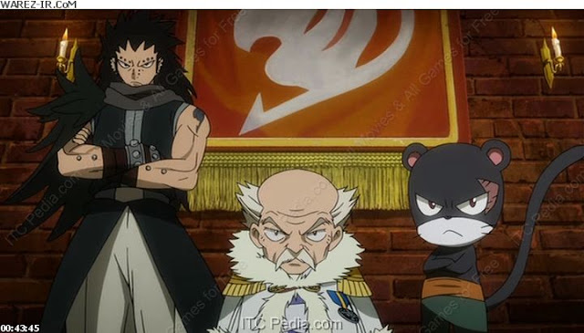 Fairy Tail The Movie: Priestess Of The Phoenix 2012 DVDRip
