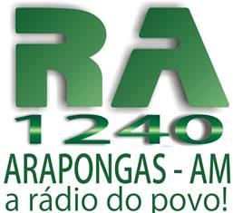 Rádio Arapongas AM de Arapongas PR ao vivo