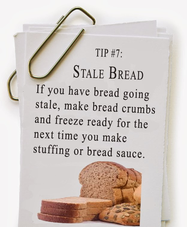 how to make bread stale
