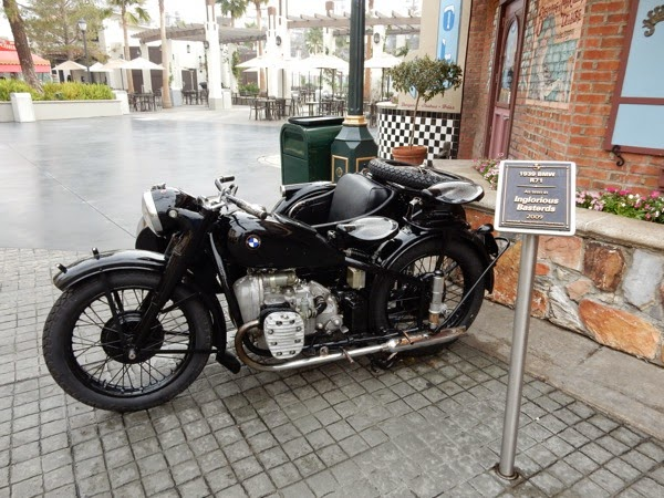 1939 BMW R71 Inglourious Basterds movie motorbike