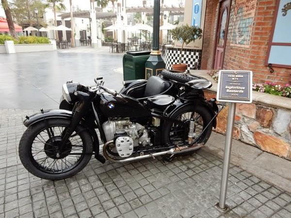 1939 BMW R71 Inglourious Basterds movie motorbike