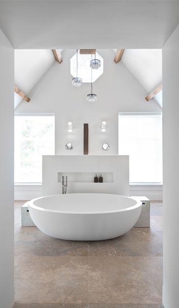 stijl & image : badkamer indelingen met sfeer, Deco ideeën