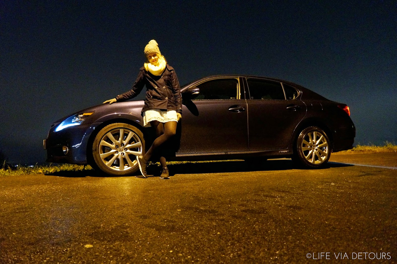 2014 Lexus GS450h Luxury – Road Trip Sveitsiin