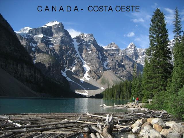 Canada - Costa Oeste