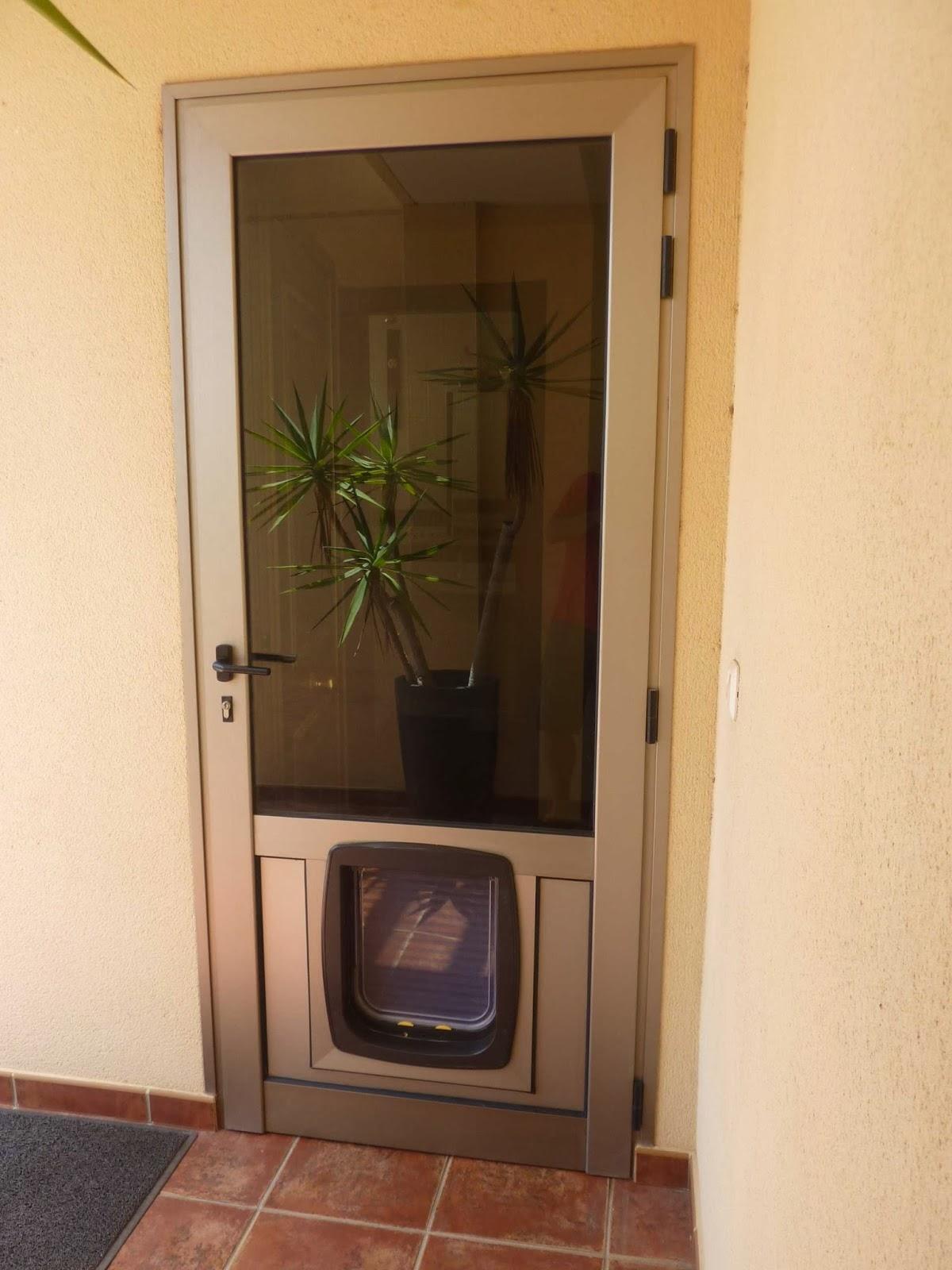 Techos y varios reparaci n aluprof - Puertas para exterior baratas ...