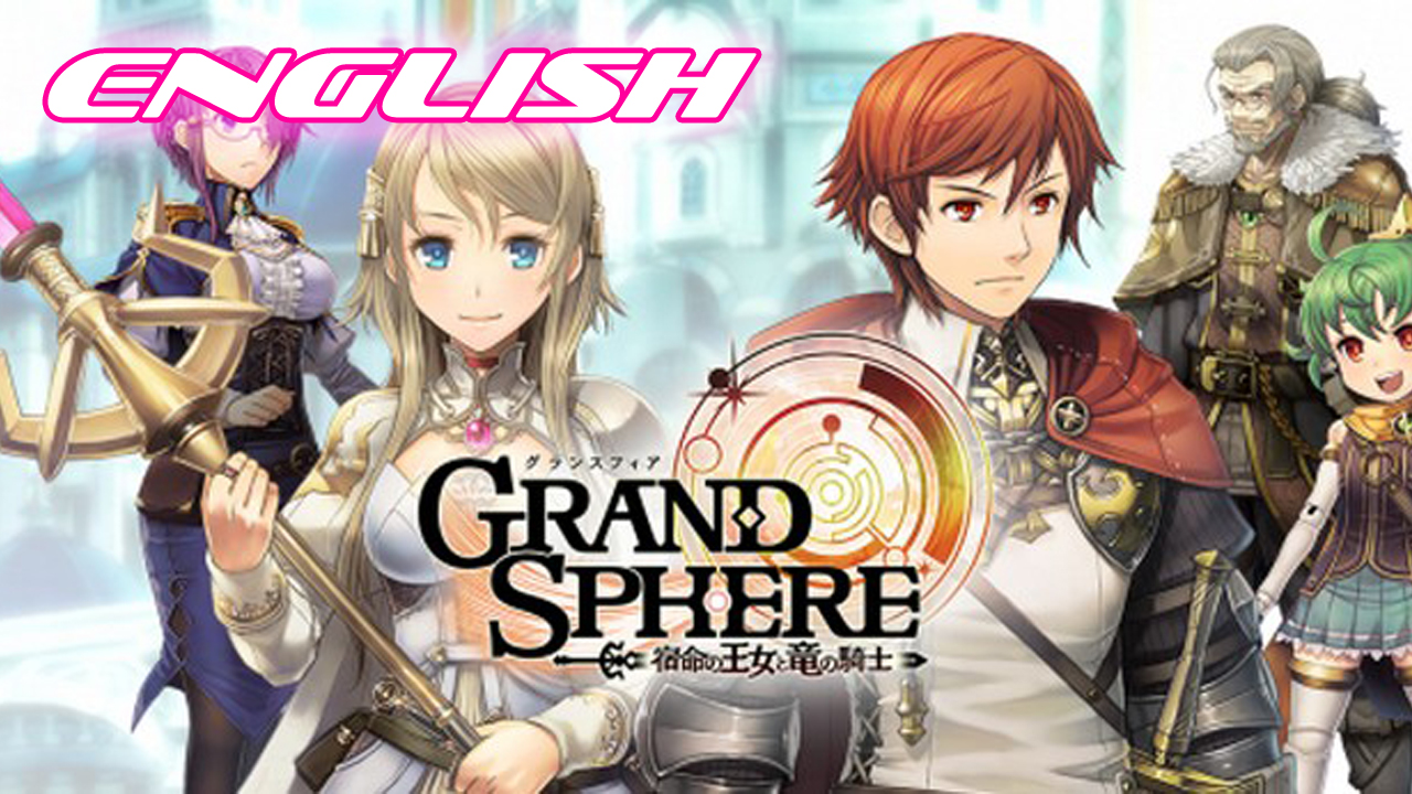 Grand Sphere English Gameplay IOS / Android