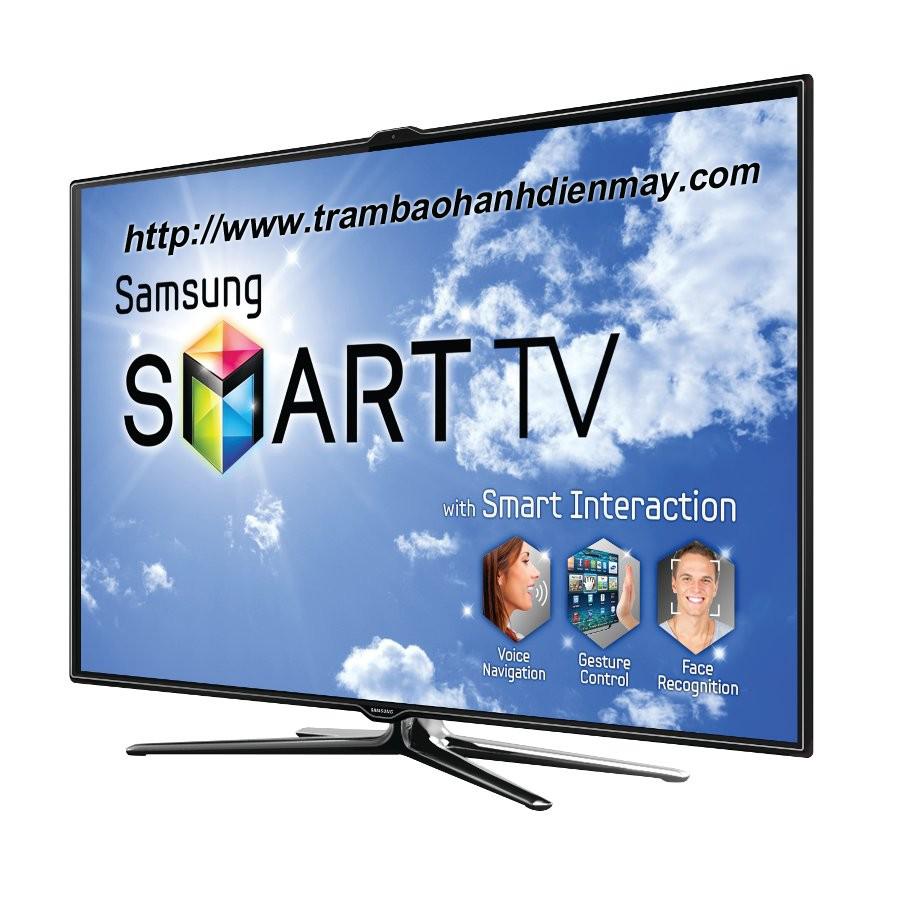 Hướng dẫn Cách dò kênh trên tivi Samsung