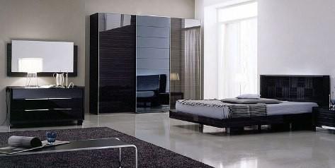 Dise o de muebles para un dormitorio moderno decorar tu for Diseno de muebles para habitaciones pequenas