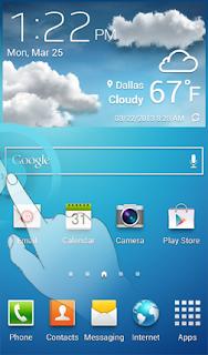 Menggunakan Multi Window Pada Samsung Galaxy S4