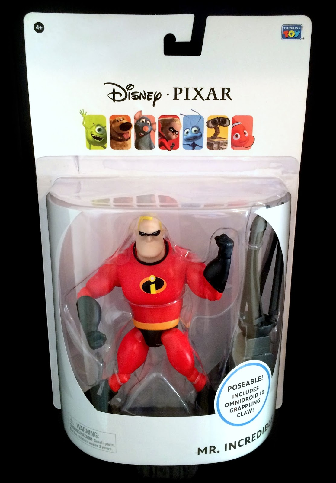 The Incredibles Toys R Us : Dan the pixar fan incredibles thinkway toys mr