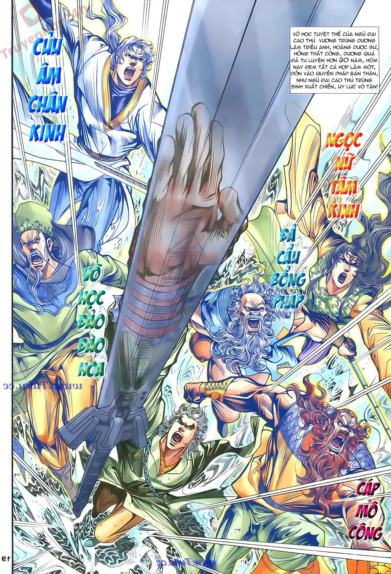 Thần Điêu Hiệp Lữ chap 86 – End Trang 19 - Mangak.info