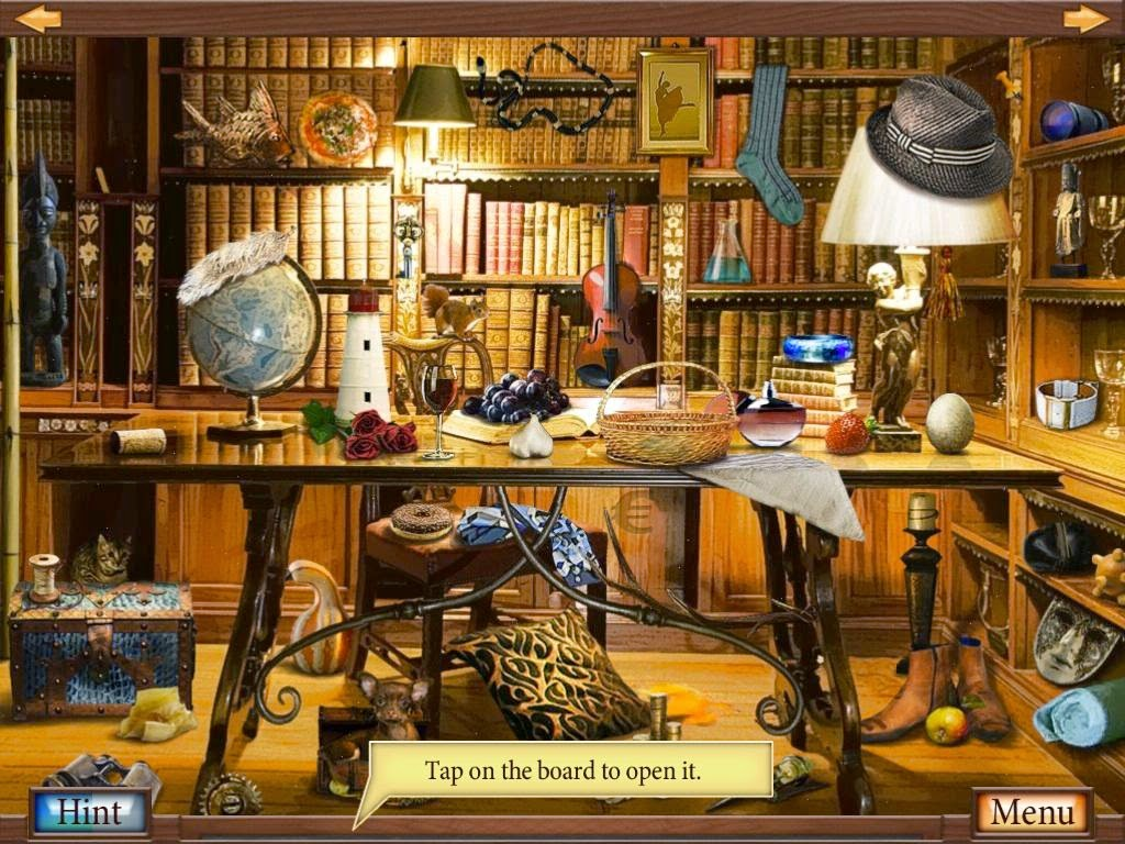 Download Hidden Object Crosswords