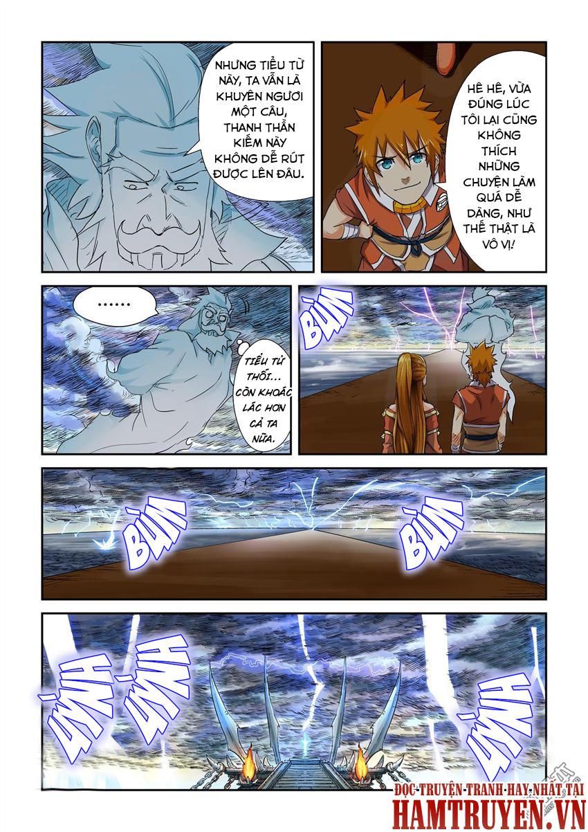 Yêu Thần Ký Chapter 113 - Hamtruyen.vn