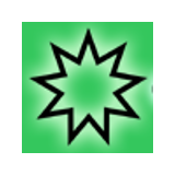 week for peace image - logo of Carlton Baha'is