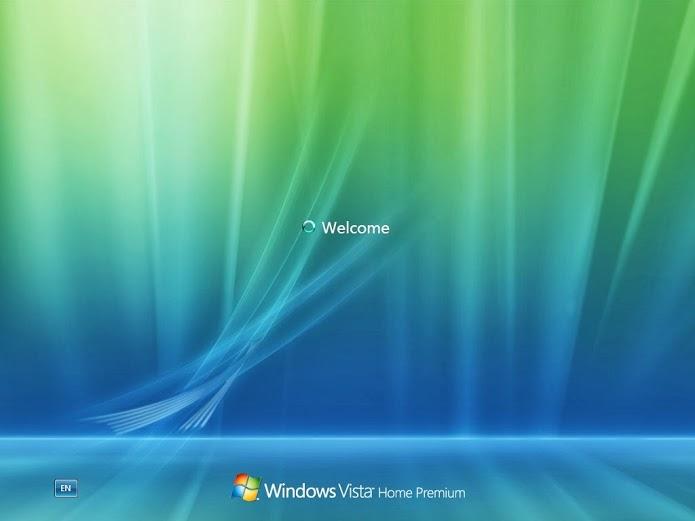 java windows vista: