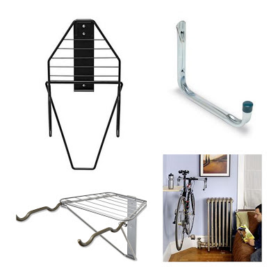 affordable wall-mount bike racks