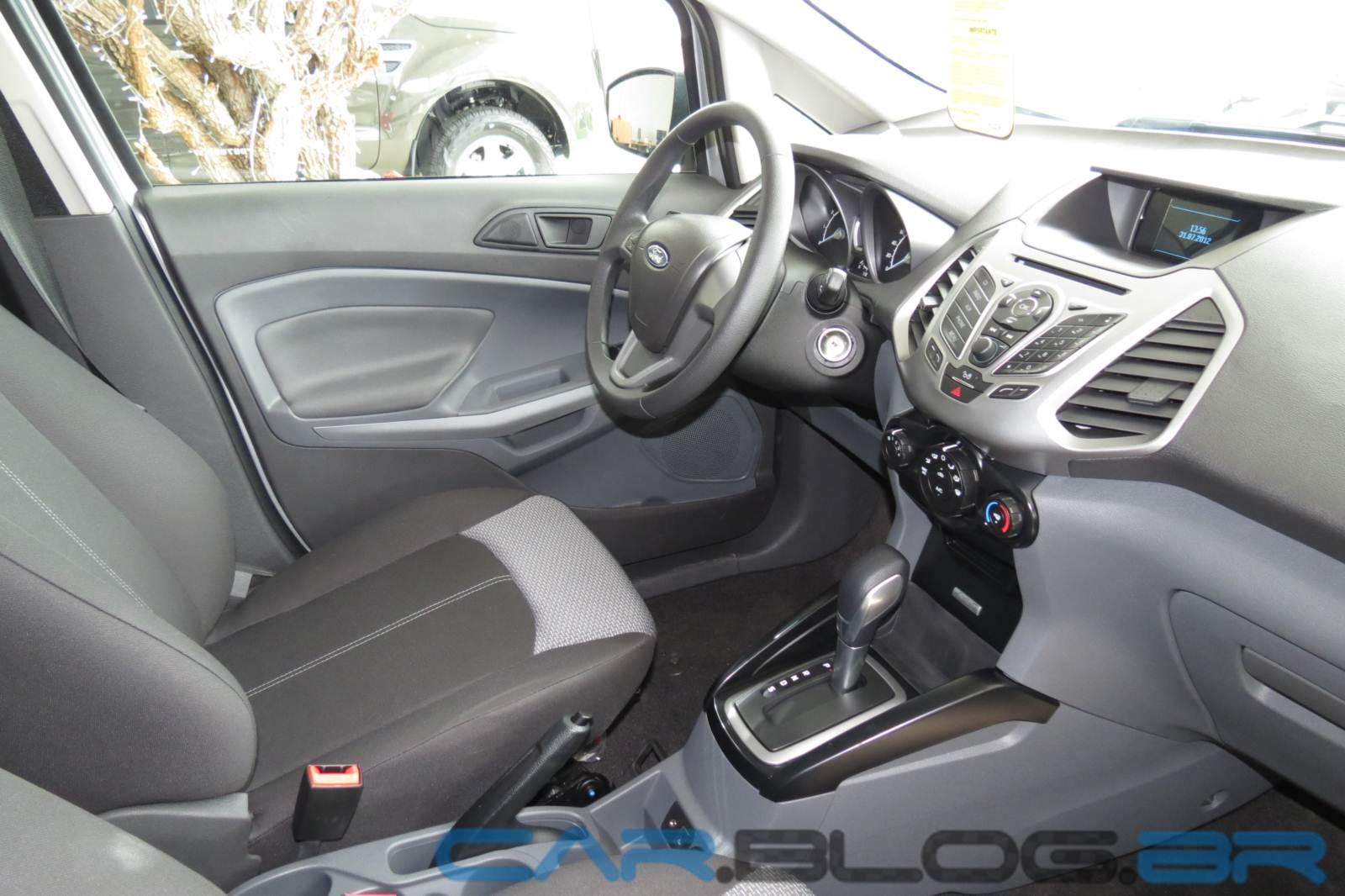 Ford EcoSport 2016 Powershift 1.6