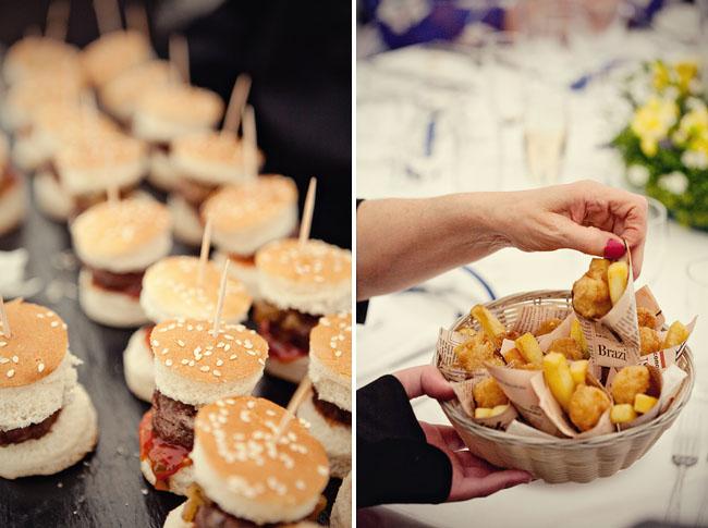 wedding fast food chic sweet f licit
