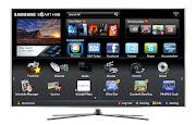 Samsung, introduce el nuevo Smart TV D8000, un nuevo LED TV 3D inteligente .