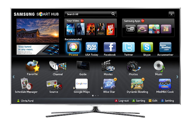 Tv cast samsung for pc - 1