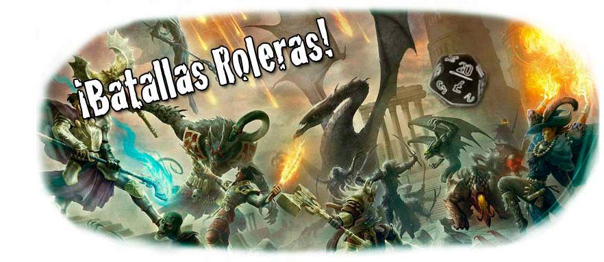 ¡Batallas Roleras!