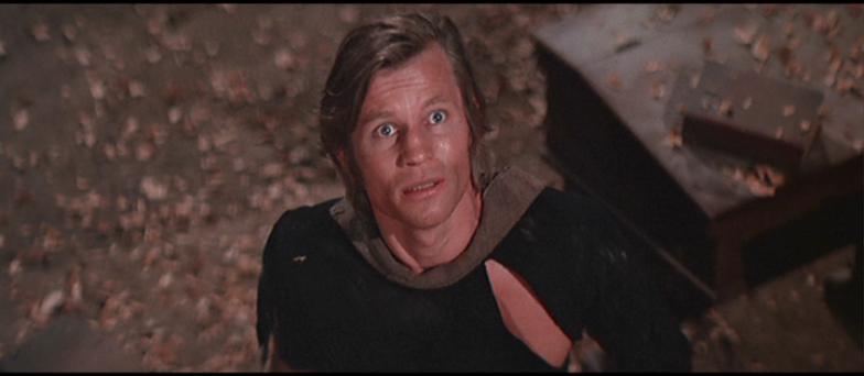 Dusty Video Box: Mid-life crisis… Logan's Run (1976)