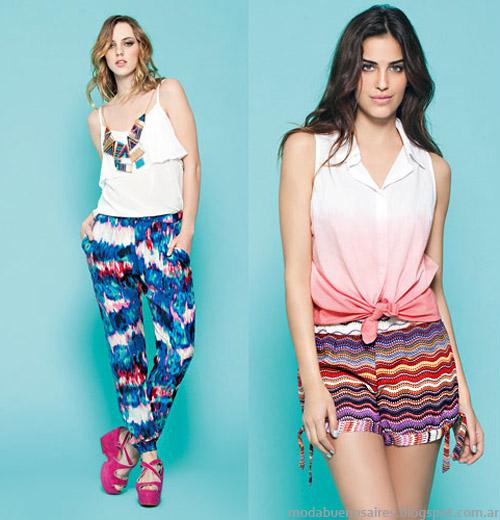 Nucleo Moda verano 2014 mujer.