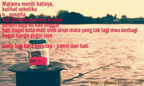 Puisi Perpisahan : Tiada Pamit _ Yan Ari Wibowo