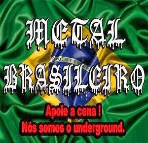 Nós somos o underground!