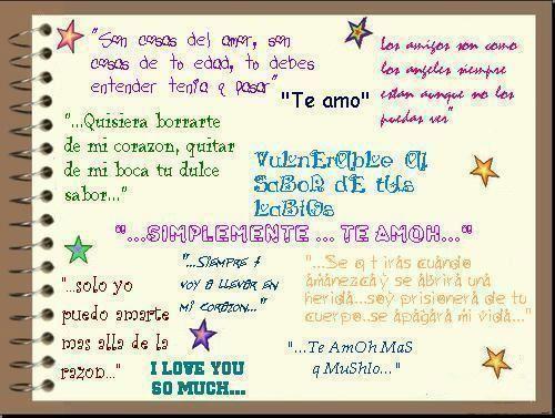 letra de amor mio donde: