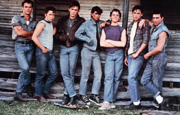 1980s Fashion Boys