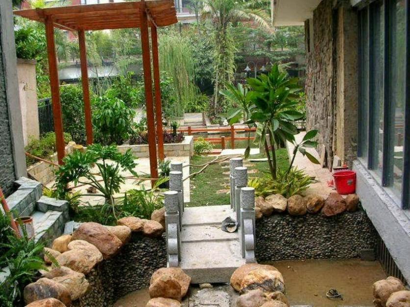 Ide Membuat Taman Minimalis di Rumah Kecil