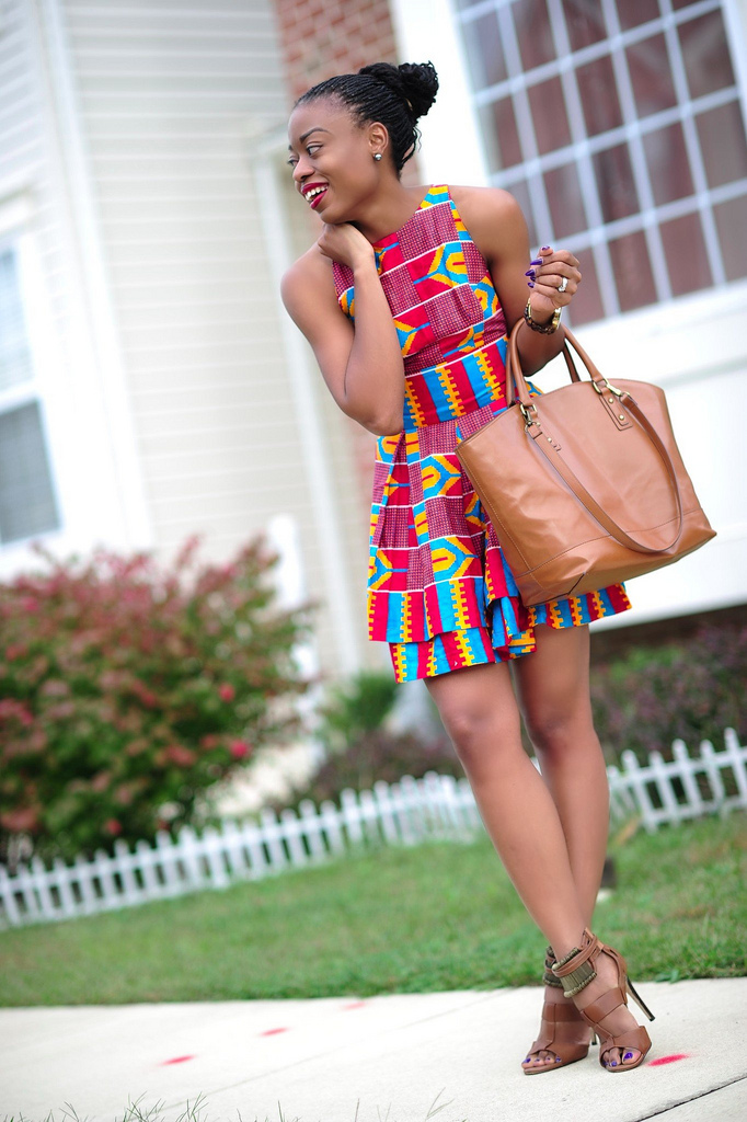 Kouture Afrika;Kente