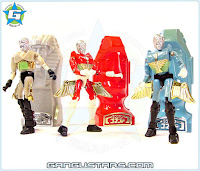 Japanese Robots Microman Micronauts Romando Takara toys ミクロマン タカラ