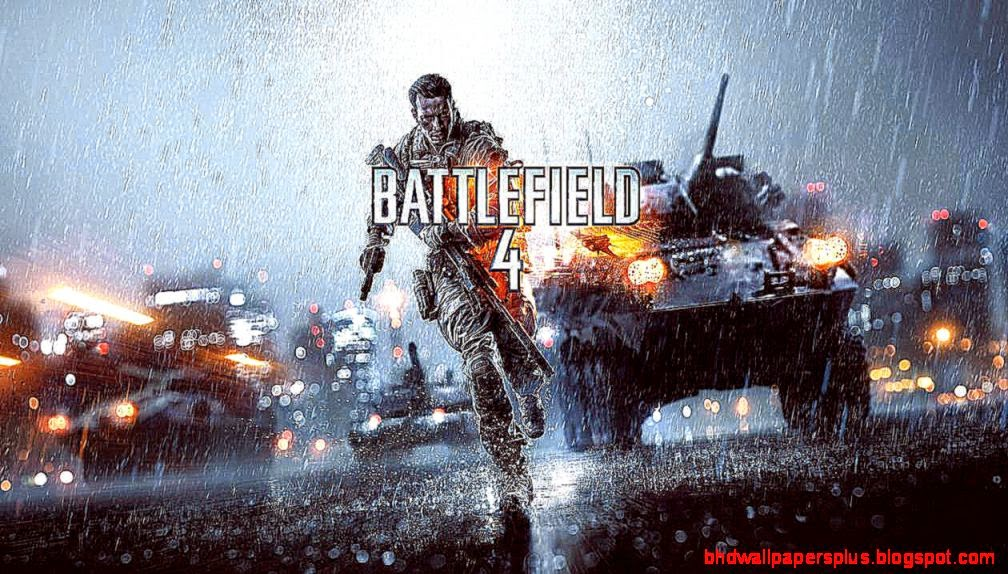 All Games Beta Battlefield 4 Promo Image
