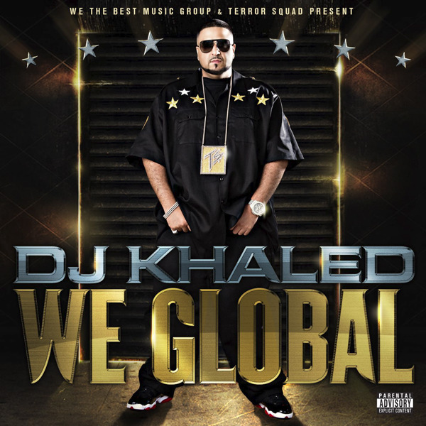 DJ Khaled - We Global (Deluxe Edition)  Cover