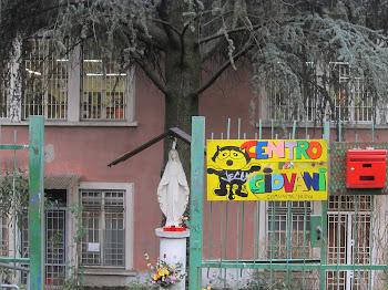 Centro x Giovani di Piazza Olivelli.. il 1° Merc. del Mese h 18/20,30!