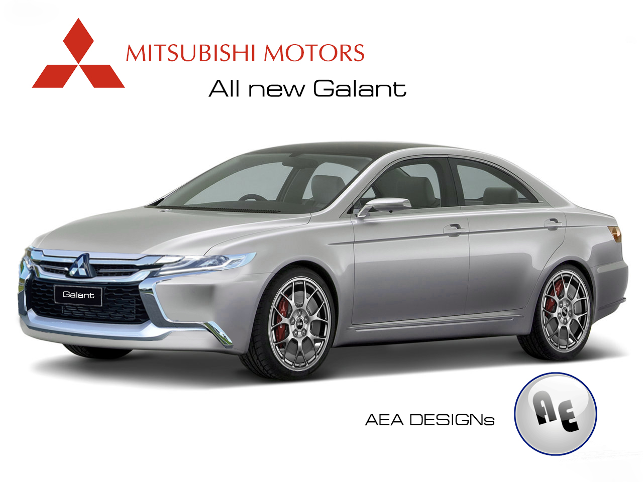 2018 Mitsubishi Galant | 2017 - 2018 Best Cars Reviews